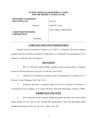 Litigation Complaint | RPX Insight